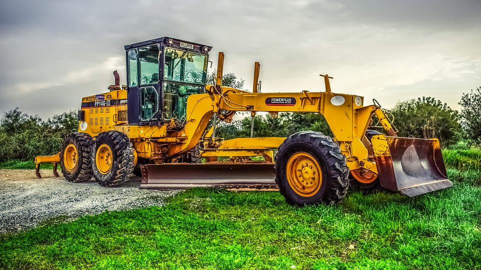grader tractor